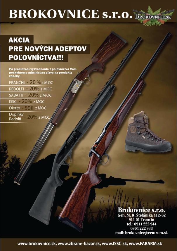 b7e7a57e06 Dovoz zbraní značky Fabarm je potvrdený na posledný týždeň v máji. Pri  dopytoch prosím našich zákaznikov